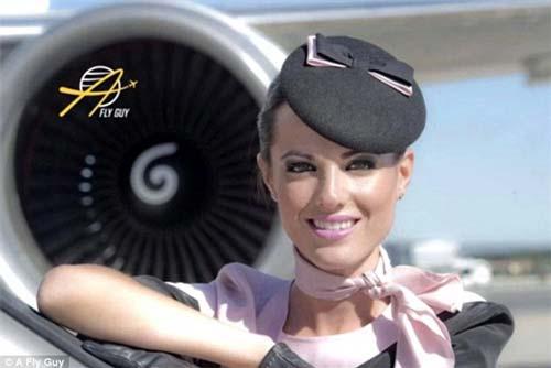 Cùng là tiếp viên hàng không nhưng mỗi quốc gia lại có một vẻ đẹp vô cùng đặc biệt - 4