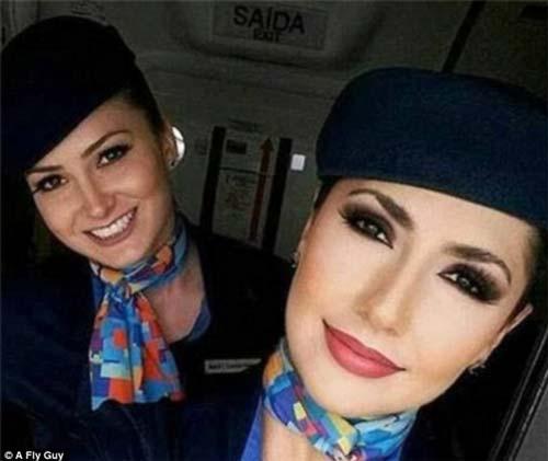 Cùng là tiếp viên hàng không nhưng mỗi quốc gia lại có một vẻ đẹp vô cùng đặc biệt - 16