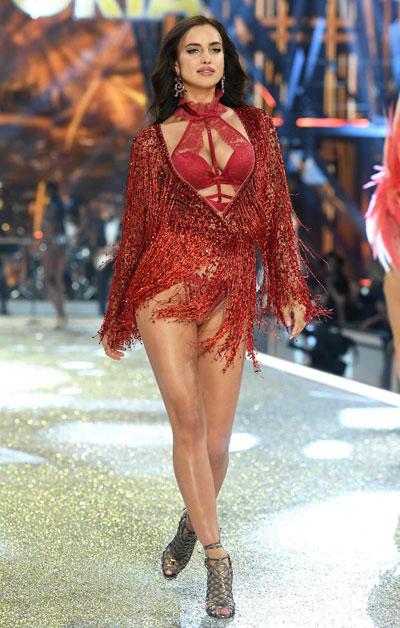 dàn người mẫu nóng bỏng trong đêm thời trang victorias secret - 2