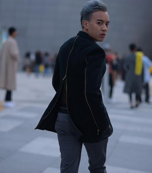 Hoàng ku chất lừ đến từng centimet đi xem seoul fashion week 2016 - 12