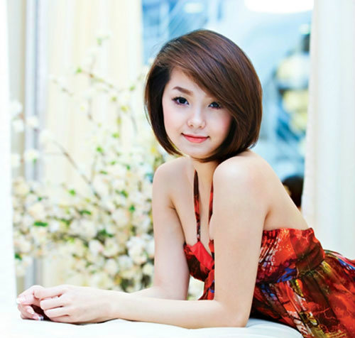 Học lỏm sao việt 9 kiểu tóc nhẹ nhàng giúp nàng tự tin dạo phố mùa thu - 2