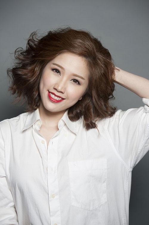 Học lỏm sao việt 9 kiểu tóc nhẹ nhàng giúp nàng tự tin dạo phố mùa thu - 4