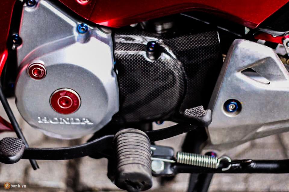 Honda future x độ đầy phong cách của dân chơi việt - 6