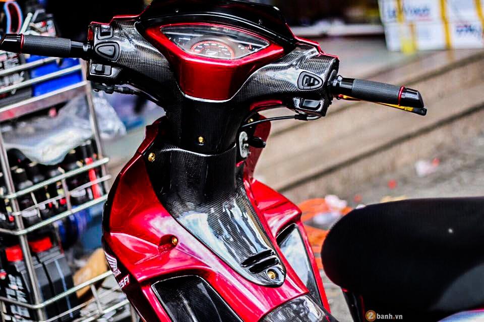 Honda future x độ đầy phong cách của dân chơi việt - 7