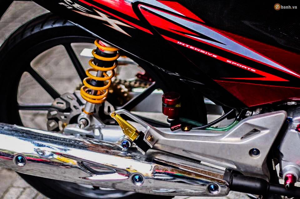 Honda future x độ đầy phong cách của dân chơi việt - 8