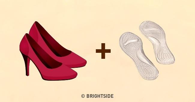 Khi giày mua qua mạng bị chật cứng thay vì than vãn hãy làm ngay các mẹo sau - 5