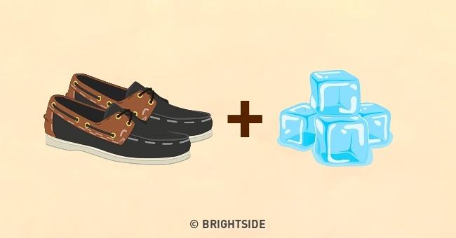 Khi giày mua qua mạng bị chật cứng thay vì than vãn hãy làm ngay các mẹo sau - 6