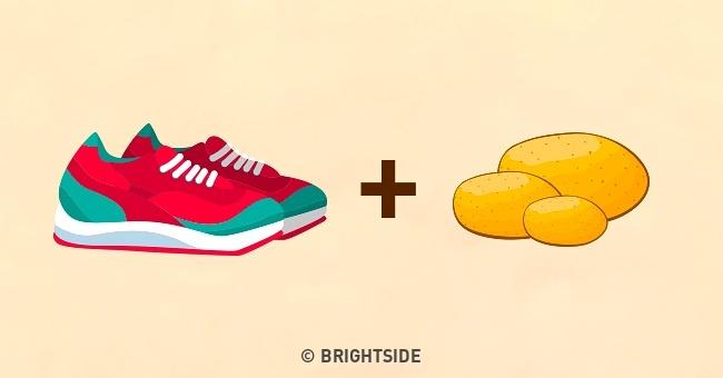 Khi giày mua qua mạng bị chật cứng thay vì than vãn hãy làm ngay các mẹo sau - 8