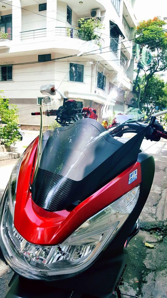 Super scooter honda pcx với loạt đồ chơi nổi bật - 2