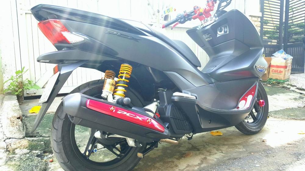 Super scooter honda pcx với loạt đồ chơi nổi bật - 11