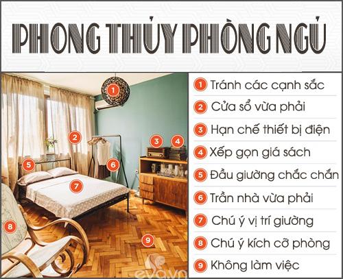 Tránh làm việc dùng công nghệ đồ vật sắctrong phòng ngủ - 1