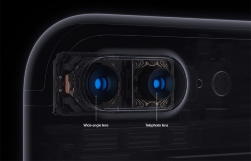 camera trên iphone 7 plus khác biệt nhờ chụp xóa phông - 1