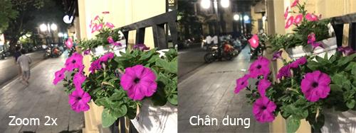 camera trên iphone 7 plus khác biệt nhờ chụp xóa phông - 2