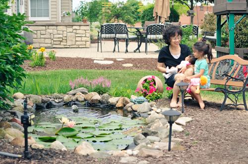 khu vườn ngập sắc hoa của giảng viên người việt ở mỹ - 14