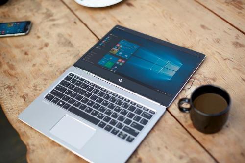 laptop hp mỏng nhẹ cho doanh nhân - 3