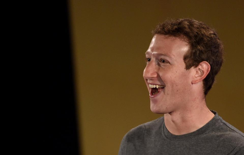 Mark zuckerberg trở thành người giàu thứ 6 thế giới - 1