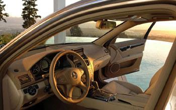 mercedes c-class 2008 cá tính và mạnh mẽ hơn - 4
