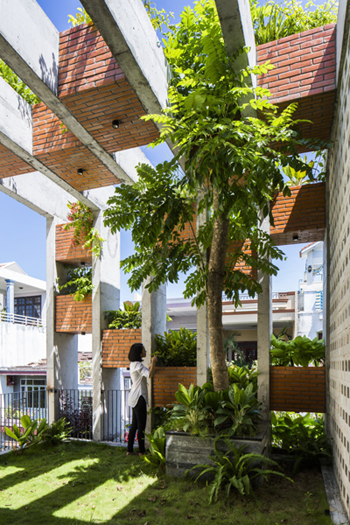 những ngôi nhà việt phủ kín cây xanh tạo dấu ấn trên báo mỹ - 1
