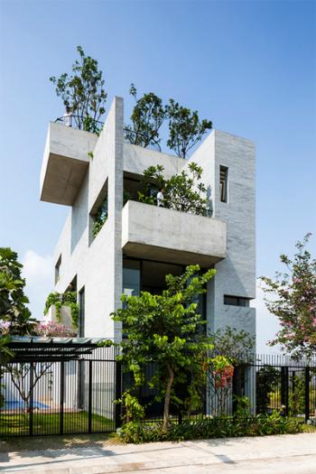 những ngôi nhà việt phủ kín cây xanh tạo dấu ấn trên báo mỹ - 2