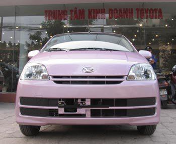 daihatsu charade cạnh tranh thị phần xe hạng nhỏ - 1