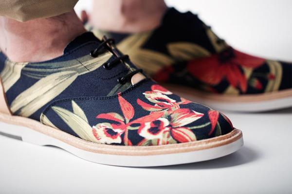 Giày nam họa tiết hoa lá đẹp hè 2017 xu hướng thời trang năm nay - 5