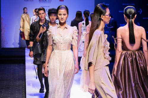 8 nhà mốt ngoại tham gia tuần thời trang quốc tế việt nam - 1