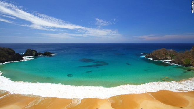 10 bãi biển tốt nhất thế giới năm 2016 - 2
