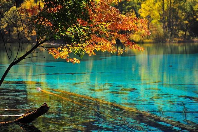 10 công viên đẹp nhất thế giới vào mùa thu - 2