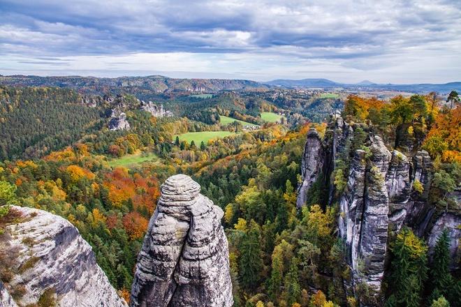 10 công viên đẹp nhất thế giới vào mùa thu - 5