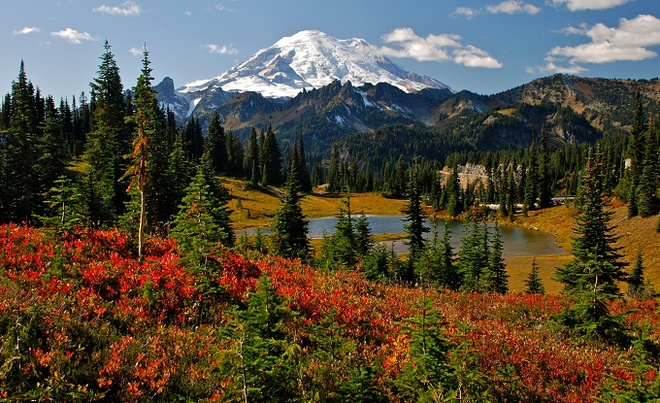 10 công viên đẹp nhất thế giới vào mùa thu - 9