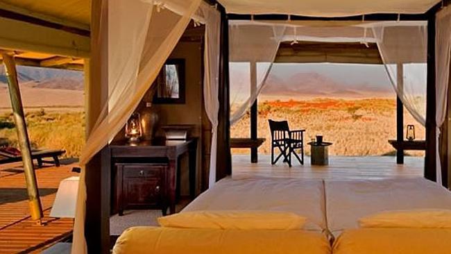 10 phòng ngủ khách sạn đẹp nhất thế giới - 1