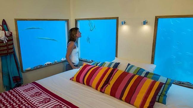 10 phòng ngủ khách sạn đẹp nhất thế giới - 3