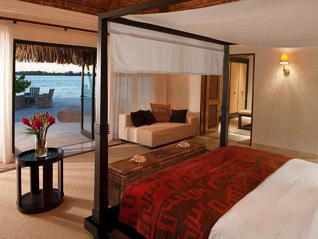10 phòng ngủ khách sạn đẹp nhất thế giới - 7