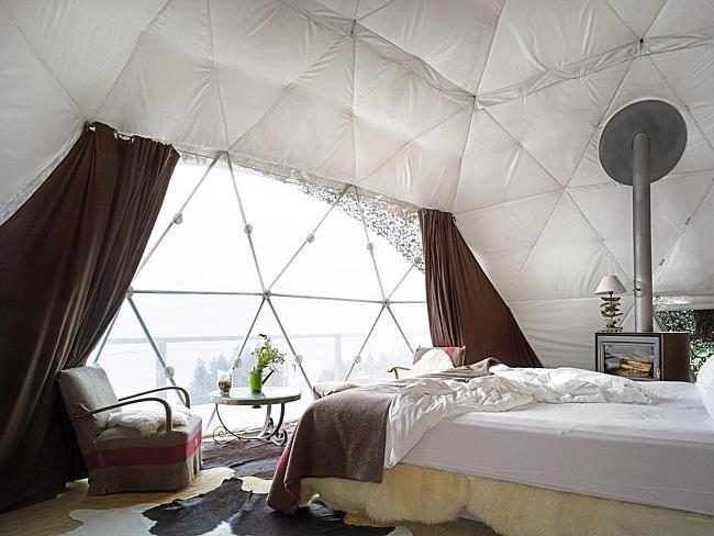 10 phòng ngủ khách sạn đẹp nhất thế giới - 10
