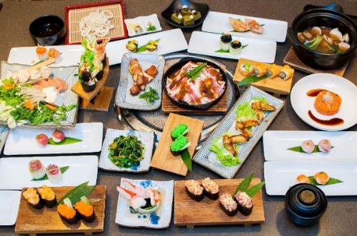 100 món ăn tinh hoa nhật bản tại lễ hội hanami - 2