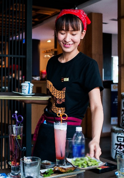 100 món ăn tinh hoa nhật bản tại lễ hội hanami - 9