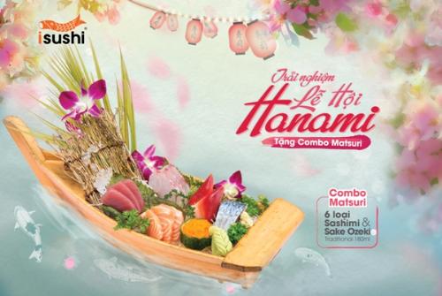 100 món ăn tinh hoa nhật bản tại lễ hội hanami - 10