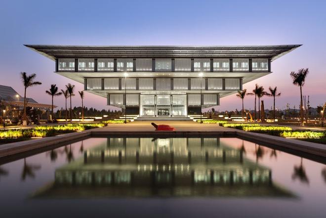 Bảo tàng hà nội vào top đẹp nhất thế giới - 1