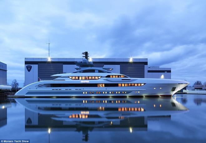Bên trong những siêu du thuyền sang trọng nhất thế giới - 13