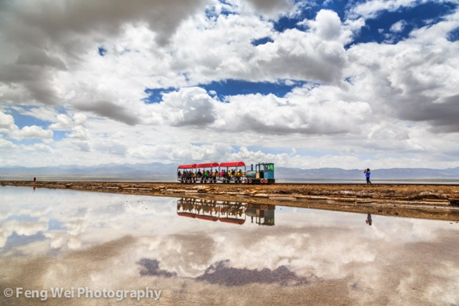 Chaka - tấm gương khổng lồ của bầu trời trung quốc - 2