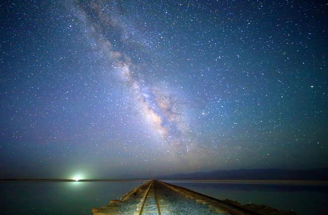 Chaka - tấm gương khổng lồ của bầu trời trung quốc - 8
