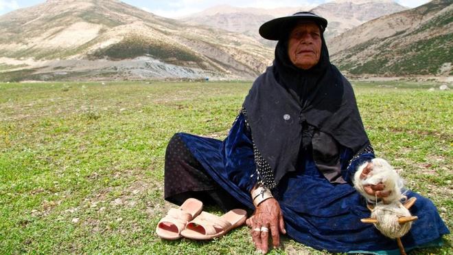 Dòng sông băng bí ẩn giữa sa mạc iran - 7
