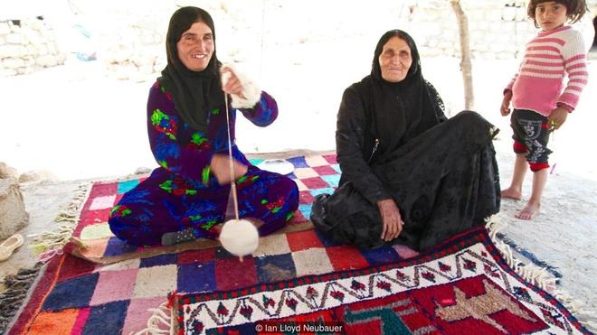 Dòng sông băng bí ẩn giữa sa mạc iran - 11
