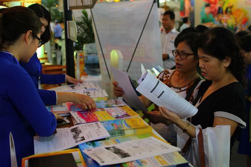 Giá tour tại hội chợ du lịch hà nội giảm tới 30 - 1