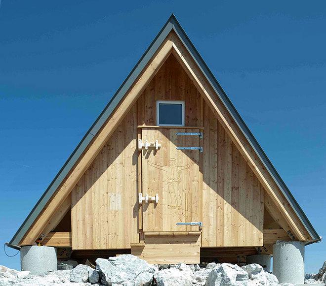 Khách sạn miễn phí chờ khách trên đỉnh núi 2500 mét - 5