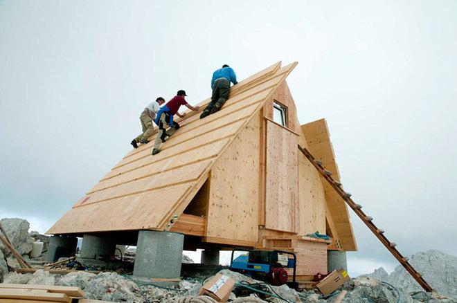 Khách sạn miễn phí chờ khách trên đỉnh núi 2500 mét - 7