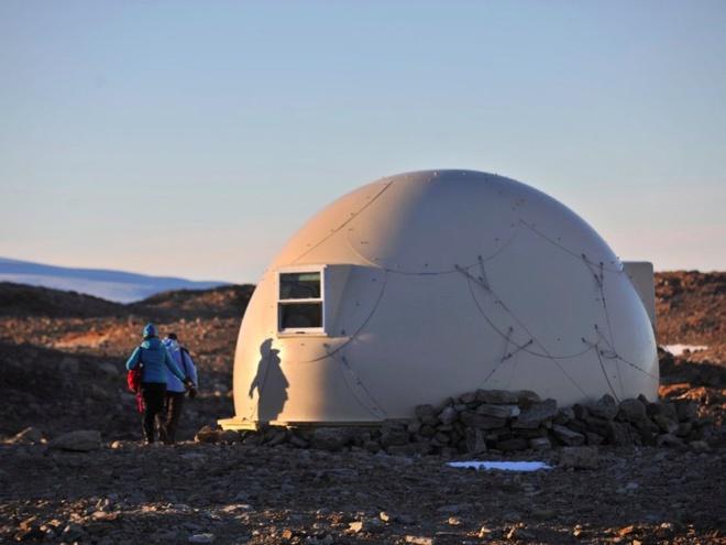 Khách sạn ở nơi hoang vu nhất hành tinh - 2
