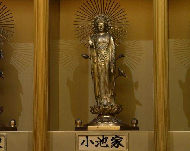 Nghìn tượng phật trong lòng tượng đồng lớn nhất nhật bản - 8