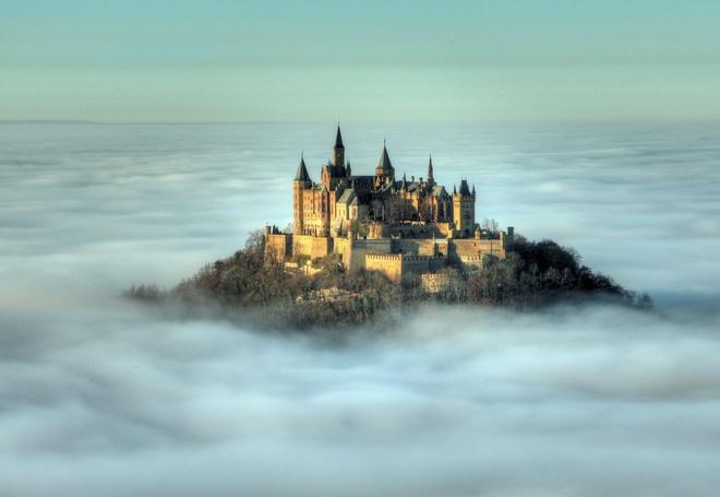 Những lâu đài đẹp nhất thế giới - 1