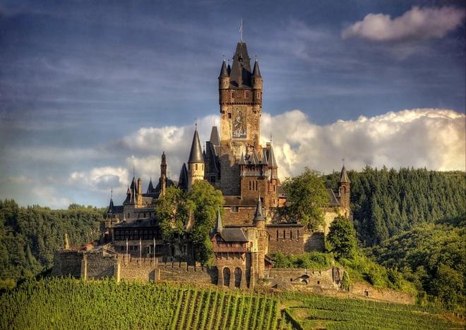 Những lâu đài đẹp nhất thế giới - 2